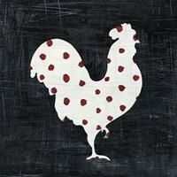 Modern Americana Farm III Fine Art Print