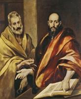 Saints Peter and Paul Fine Art Print