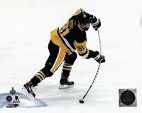 Phil Kessel Game 5 of the 2016 Stanley Cup Finals Fine Art Print