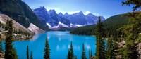 Moraine Lake, Banff National Park, Alberta, Canada Fine Art Print