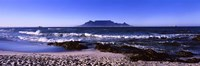 Blouberg Beach, Cape Town, South Africa Fine Art Print