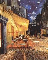 Beautiful Things - Van Gogh Quote 2 Fine Art Print