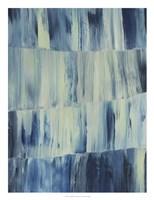 Aurora Blues II Framed Print