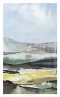 Virga I Framed Print