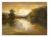 Sunset Glow Fine Art Print