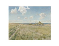 The Old Road to the Sea, c. 1893 Fine Art Print