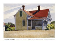 Marshall's House, 1932 Fine Art Print