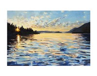 Lake Pend Oreille Fine Art Print