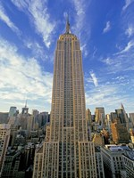 The Empire State Building, New York City Fine Art Print