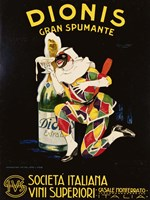 Dionis, 1928 Fine Art Print