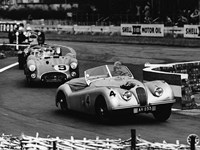 International Sports Car Race, UK, 1952 Fine Art Print