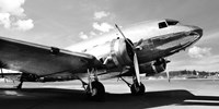 Vintage Airplane Fine Art Print