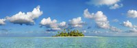 South Male Atoll, Maldives Fine Art Print