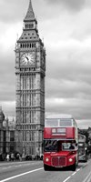 Under the Big Ben Fine Art Print