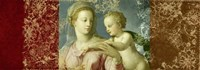 Holy Virgin (after Bronzino) Fine Art Print