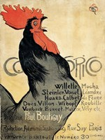 Cocorico Fine Art Print