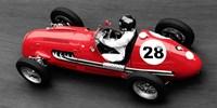 Historical Race Car at Grand Prix de Monaco 2 Fine Art Print