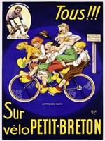 Petit Breton Framed Print