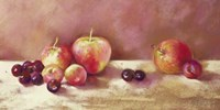Cherries and Apples (detail) Fine Art Print