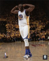 Draymond Green 2016 NBA Playoff Action Fine Art Print