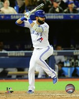 Jose Bautista 2016 Action Fine Art Print