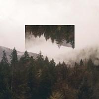 Reflected Landscape I Framed Print