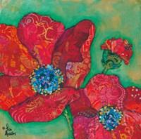 Daisy Trio Fine Art Print