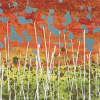 Garden Loveliness Framed Print