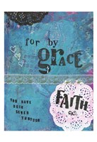 Grace And Faith Fine Art Print