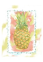 Pinapple Party Fine Art Print