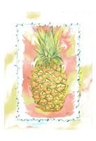 Pinapple Party Fine Art Print