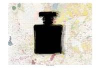 Perfume  Silhouette Fine Art Print