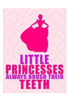 Little Princesses Fine Art Print