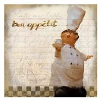 Bon Appetit 2 Framed Print