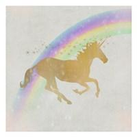 Follow the Rainbow 1 Framed Print