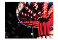 Starry Swings Fine Art Print