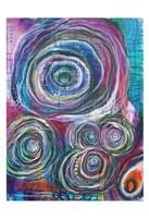 Circular Abstraction Fine Art Print