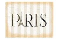 Paris Icon Fine Art Print