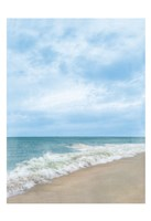 Summertime Breeze Beach Fine Art Print