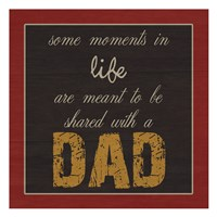 Only You DaD Framed Print