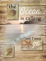 The Ocean is Calling Fine Art Print