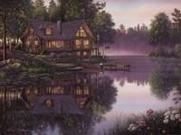 Cabin Fever Fine Art Print