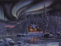 Aurora Bliss Fine Art Print