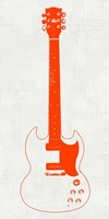 Guitar Collectior III Fine Art Print
