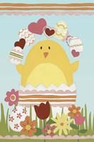 Easter Sweeties I Framed Print