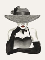 In Vogue II Fine Art Print