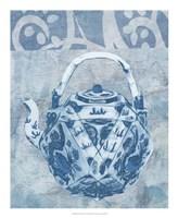 Chinese Teapot  I Framed Print