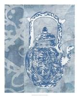 Chinese Teapot  II Framed Print
