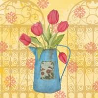Garden Gift II Framed Print