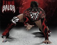 Finn Balor 2016 Posed Fine Art Print